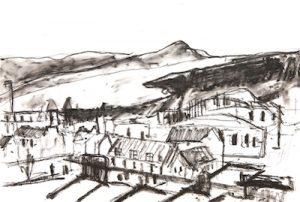 Holyrood sketch