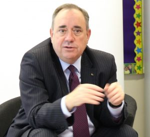 "Salmond: ""breath of fresh air"""