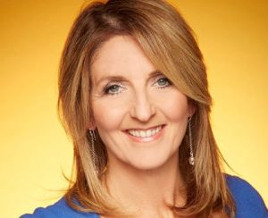 Your Call presenter Kaye Adams