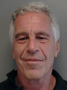 Epstein: arrest photo