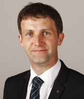Michael Mathieson MSP: Justice Minister