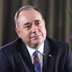 Salmond: lunch fund-raiser