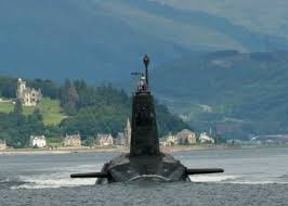 Trident: replacement backed by Westminster
