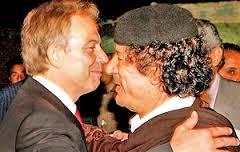 Blair and Gaddafi: 'Deal in the Desert'
