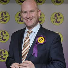 Paul Nuttall MEP: Expected to be English Ambassador in Edinburgh after a Yes vote for Scottish independence.