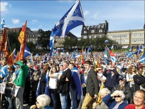 Pro independence demo