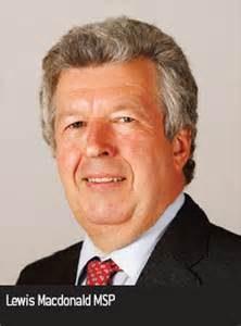 """Lewis Macdonald: Denied Brown had promised """"home rule"""""""