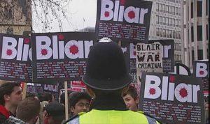 2003 Iraq War Protest
