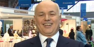 'That guy Cuddis is my favourite welfare scrounger, makes me laugh every time' - IDS