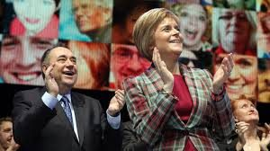 Sturgeon at the Hydro rally: From Scottish nationalist to British progressive?