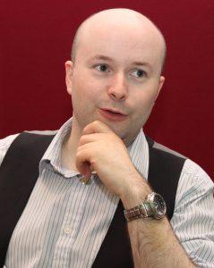 Patrick Grady MP