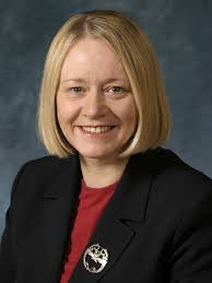 Cathy Jamieson - an ex MP headed for the Labour list for 2016?