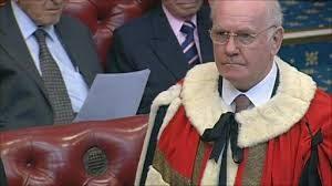 Lord Reid today - opposed AV