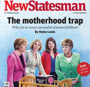"""This recent New Statesman about 'childless"""" woman politicians dismayed many, include Nicola Sturgeon"""