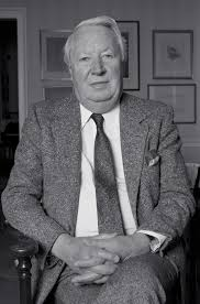 The late Sir Edward Heath: Subject to allegations currently being investigated by police in England.