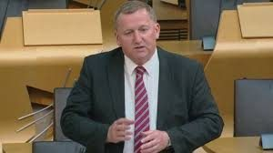 Alex Rowley MSP: Once one of Gordon Brown's Earth spokesmen