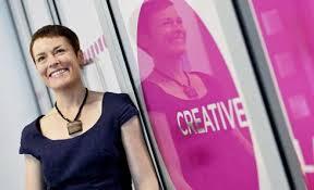 Creative Scotland chief Janet Archer
