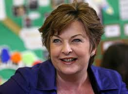 Fiona Hyslop: third speaker provided welcome relief