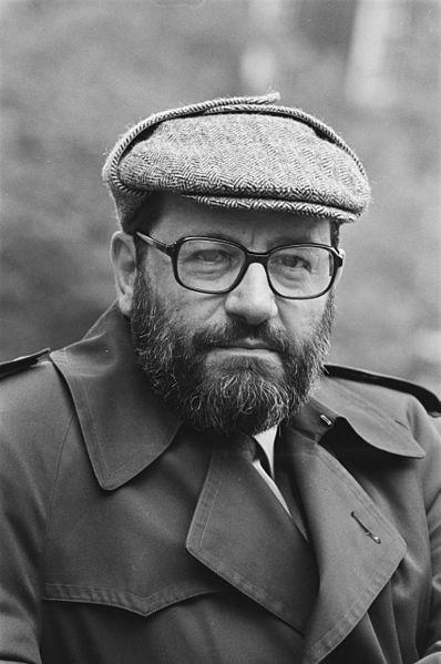 Umberto Eco (Bogaerts, Rob / Anefo)