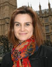 The late Jo Cox MP