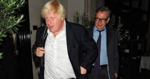 Cripes, looks like jolly old Boris has really done it this time, what?