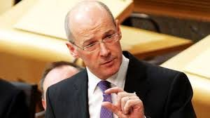 John Swinney: taking a lead on educational attainment
