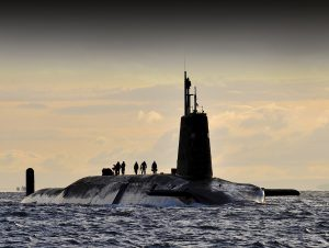 """Trident: The nuclear """"deterrent"""""""