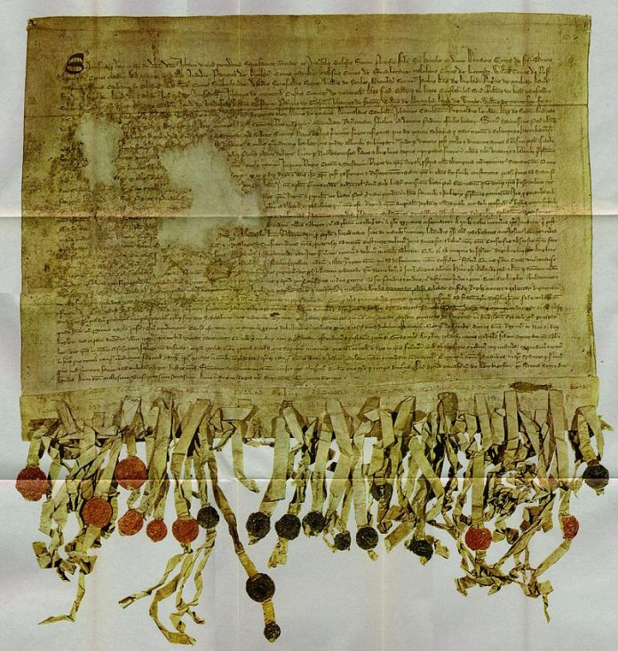 anniversary of the signing of the Declaration of Arbroath