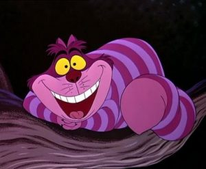 What's so special about a Cheshire cat anyway?