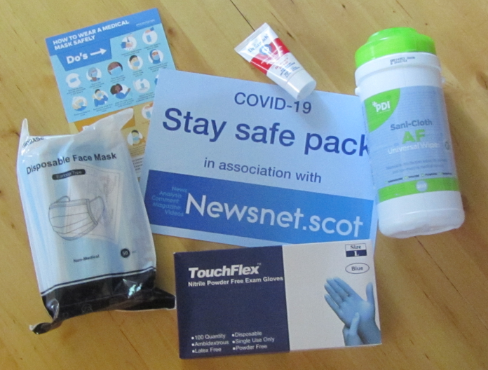 Stay safe pack