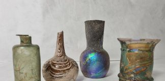 2000 year old Syrian glass