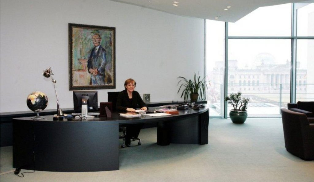 Angela Merkel's Office