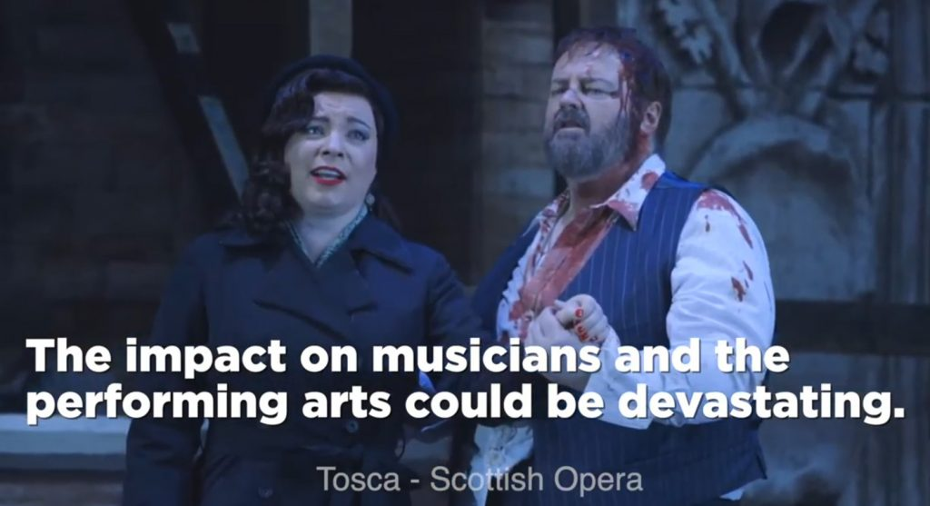 Scottish Opera,Tosca