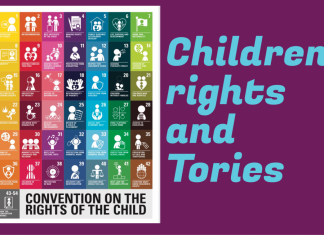Children, rights and Tories