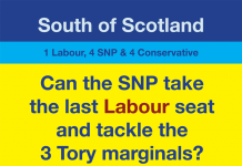 South of Scotland marginals 2021