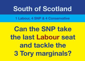 South of Scotland marginals 2021