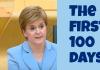 The first hundred days speech