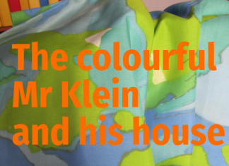 The colouful Mr Klein